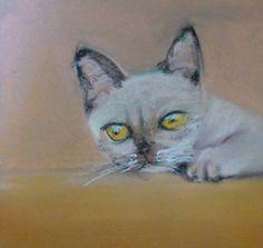 Cat Paintings, Artist Signatures, Paper Frames, Impressionism, Austria, Original Art, Gallery, Cats, Artwork