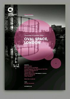 Affiche / musique London Contemporary Orchestra Soloists Series Designed by BaxterandBailey Layout Design, Flyer Design, Book Design, Graphic Design Posters, Graphic Design Typography, Graphic Design Inspiration, Poster Layout, Print Layout, Poster Poster