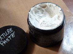 MagPie's Corner recipe for homemade texture paste