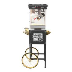 Shop Wayfair for Popcorn Machines & Accessories to match every style and budget. Enjoy Free Shipping on most stuff, even big stuff.