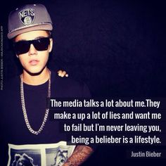 :) #belieber You haters should watch all 3 of his movies!!! It would totally change the way you look at him.