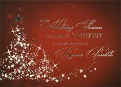 27 best company christmas cardsemail inspiration images on holiday card templates business christmas cards business holiday greeting cards there are m4hsunfo