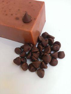 Dark Chocolate Goats Milk Soap