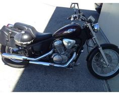 Honda Shadow 600cc I inhereted one, now i have to get my motorlicense!