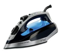 Buy Russell Hobbs 21022 Colour Control Steam Iron at Argos.co.uk - Your Online Shop for Irons, Laundry and cleaning, Home and garden.