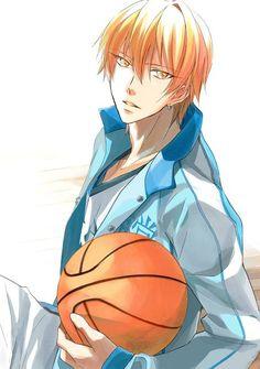 Kuroko no Basuke Kise Ryouta..............he@rtbeat