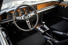 1973 BMW 3.0 CLS.