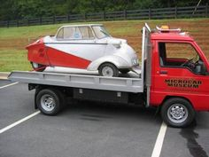Mini Tow truck for mini car