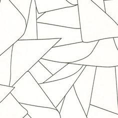 BRADLEY USA │Erica Wakerly Wallcovering │WINDMILL BLACK WHITE WALLCOVERING │ shop.bradley-usa.com for trade pricing #bradleyusa #ericawakerly #chicagointeriordesign #newyorkinteriordesign #atlantainteriordesign