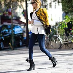 The ULTIMATE black ankle bootie guide