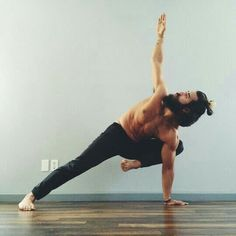 """""""The chakras are very intelligent--they are like the software of the whole computer body."""" -Dharma Mittra #AllureYoga #yogaformen #yoga #yogajunkie"""