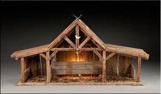 ideas about Nativity Stable Christmas Crib Ideas, Christmas Manger, Christmas Nativity Scene, Christmas Villages, Christmas Projects, Christmas Decorations, Christmas Ornaments, Xmas Crafts, Christmas Holidays