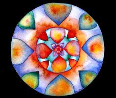 Mandala by Jennifer ONeill Pickering