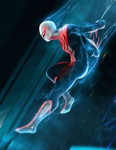 Inspired by Francesco Mattina and the new Spiderman 2099 suit By: BossLogic.