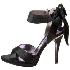 Bridesmaid and maid of honor shoes.