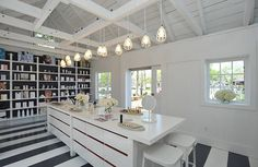 Instagram media beautycounter - #TBT to just last month when our first pop-up shop opened in Nantucket! Run don't walk to 1 Old South Wharf. #ack #betterbeauty