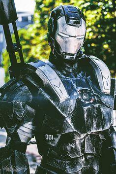 War machine - Iron Man - Marvel
