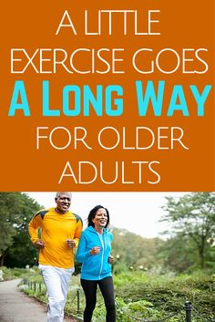 A Little Exercise Goes a Long Way for Older Adults - 15 minutes a day may be enough for people ages 60 and up #exercise #older #adults | everydayhealth.com