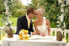 Kent Wedding Photography at The Olde Kent Barn, Swingfield, Kent