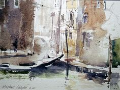Mike Chaplin - Backwater - Venice