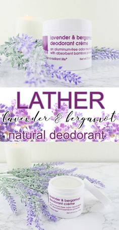 LATHER Lavender & Be
