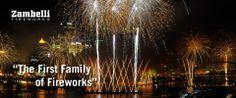 Pittsburgh...Home to Zambelli Fireworks - Professional Fireworks Displays