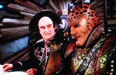 The Greatest Friendships From Science Fiction And Fantasy Television - G'Kar and Londo from Babylon 5.