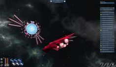Gates of Horizon - A Space Conquest Online Game