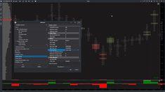 Cluster Search und warum er so nützlich ist | Volumen Trading lernen Cluster, Desktop Screenshot, Technical Analysis, Studying