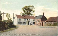 Picture the Past Oxton Location: Three Lane Ends Description: Three Lane Ends Oxton Notts Credit: A P Knighton. Shows public house. Lanes End, The Past, Public, Pictures, House, Painting, Photos, Home, Painting Art