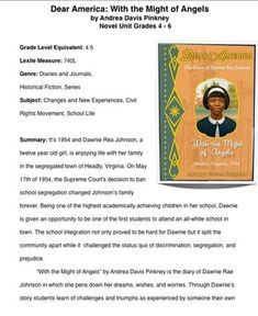 Nelson mandela no easy walk to freedom lesson plan grades 6 12 dear america with the might of angels by andrea davis pinkney american history lesson plan historical fiction novel study fandeluxe Image collections