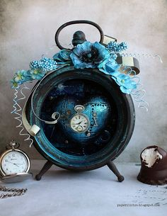 Time Piece by Riikka Kovasin for Inspired By: Alice Through The Looking Glass