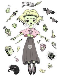 ✭☽ ϟ teen witch ϟ ☾✭ lOll3, 2013