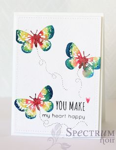 watercolor stamping with spectrum aqua markers tutorial, A MUST SEE & MUST DO (attempt at least ;) pin now, check out later!