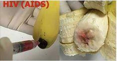 Faites attention : des bananes injectées par le virus du sida (vidéo)