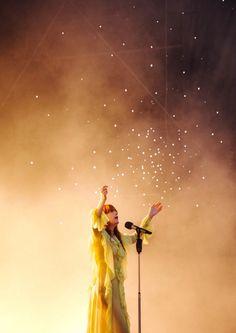 Florence + the Machine at Shaky Knee Music Festival in Atlanta, Georgia #HowBeautifulTour