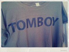Tomboy 80'3 Tee.