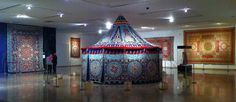 Tentmakers of Cairo exhibit Applique Quilts, Cairo, Exhibit, Valance Curtains, Tent, Pattern, Home Decor, Store, Decoration Home