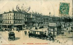 Toulouse - Carrefour Lafayette