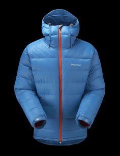 Mens Montane® Black Ice Jacket