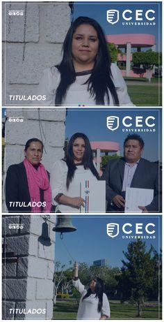 #orgulloucec Lic. en Administración Gabriela Laguna Pacheco