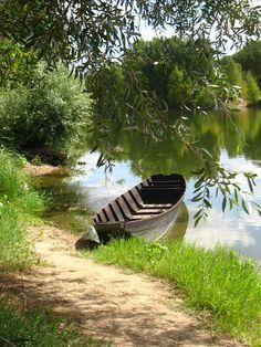 Plate de Loire, Chinon, France