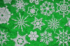 Snowflakes with Purpose