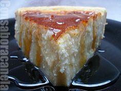 Con sabor a canela: Tarta de requesón (Quesada gallega)