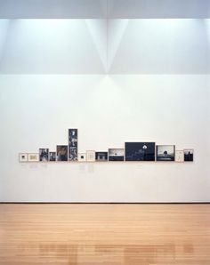 "Sophie Calle, View of the exhibition ""Exquisite pain"", 1999, Hara Museum of Contemporary Art Tokyo (Japan)"