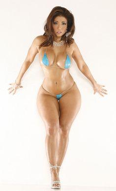 Beautiful curvy Asian...