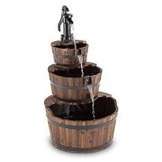 blumfeldt cascada 2g fontaine de jardin fontaine. Black Bedroom Furniture Sets. Home Design Ideas