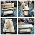 Ana White | Build a Flip Top Storage Bench New Plans | Free and Easy DIY Project and Furniture Plans