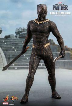 Erik Killmonger (Back Panther)