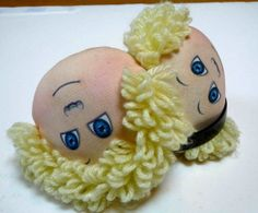 Vintage Cabbage Patch Kid Earmuffs 1980s Hottness by LoveLadyBird, $15.00